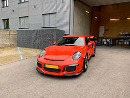 Porsche 991 GT3RS - ND CAR CARE