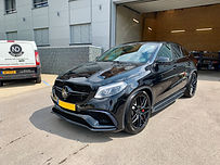 Mercedes-BenzGLE 63S AMG - ND CAR CARE