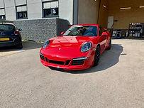 Porsche 991 GTS - ND CAR CARE