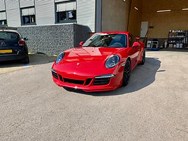 Porsche 991 GTS - ND CAR CARE
