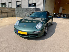 Porsche 997 S - ND CAR CARE