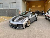 Porsche 991 GT2RS WEISSACH - ND CAR CARE