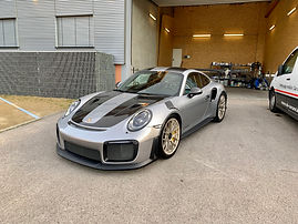 Porsche 991 GT2RS WEISSACH - ND CAR CARE