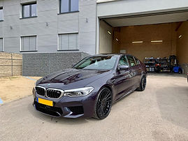 Bmw M5 Competition - ND CAR CARE