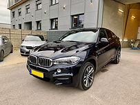 BMW X6M50D - ND CAR CARE