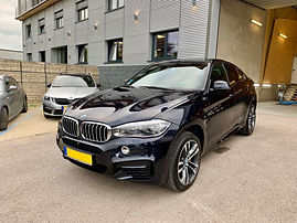BMW X6M50D - ND CAR CARE