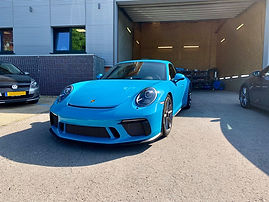 Porsche 991 GT3 - ND CAR CARE