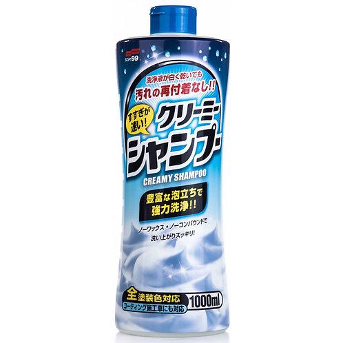 Soft99 - Neutral Shampoo Creamy