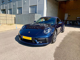 Porsche 992 S - ND CAR CARE