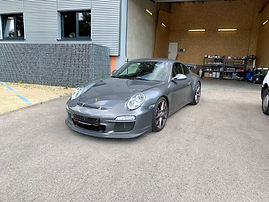 Porsche 997 GT3 - ND CAR CARE
