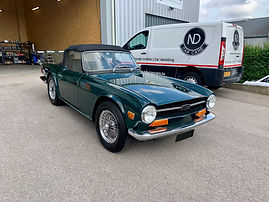 Triumph TR6 - ND CAR CARE