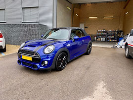 Mini Cooper S - ND CAR CARE