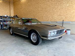 Aston Martin DBS Swissvax - ND CAR CARE