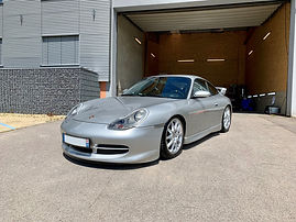 Porsche 996 GT3 - ND CAR CARE