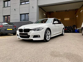 BMW 3er - ND CAR CARE