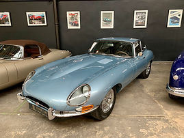 Jaguar Type-E S1 - ND CAR CARE