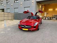 Mercedes-Benz SLS AMG - ND CAR CARE