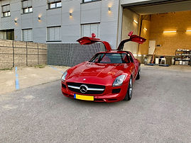 Mercedes-Benz SLS AMG - ND CAR CARE