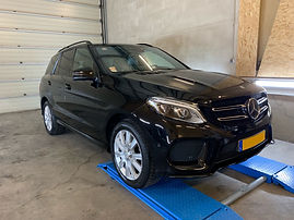 Mercedes-Benz GLE - ND CAR CARE