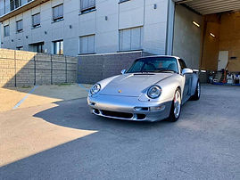 Porsche 993 4S - ND CAR CARE