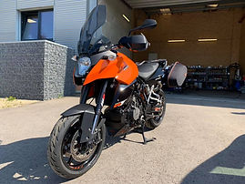 KTM 990 - ND CAR CARE