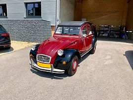 Citroen 2CV - ND CAR CARE