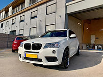 BMW X3 - ND CAR CARE
