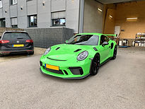 Porsche 991GT3RS - ND CAR CARE