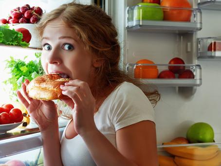 Como saber se tenho um transtorno de compulsão alimentar?