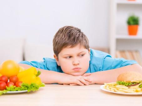 O impacto psicológico da obesidade infantil