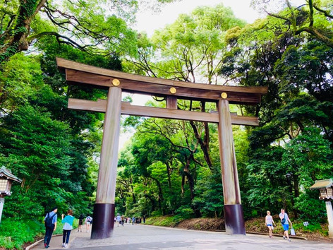 The Golden, Wooden Gates