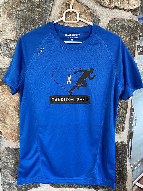 Markus-løpet T-skjorte