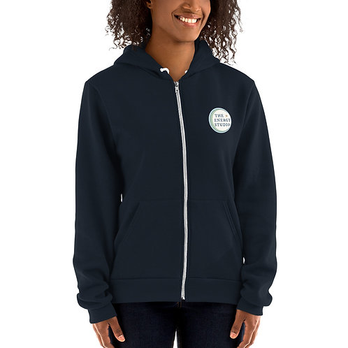 American Apparel - TES LOGO - Hoodie sweater