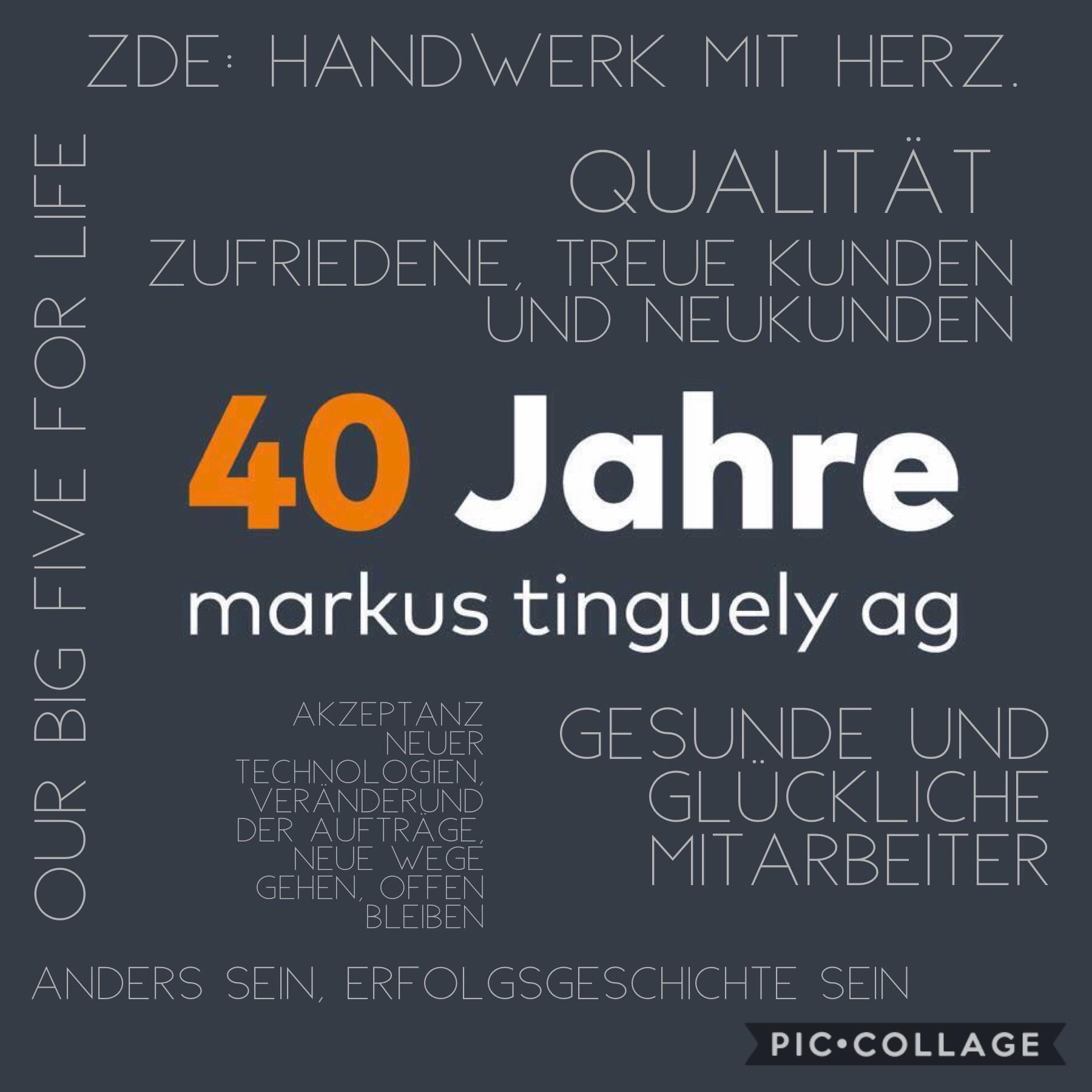 40 Jahre Carrosserie-Autospritzwerk