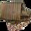 Thumbnail: Kašmiiri- ja siidisegu peenetriibuline sall