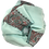 Thumbnail: Kašmiirsall  heleroheline sissekootud punakamustriga