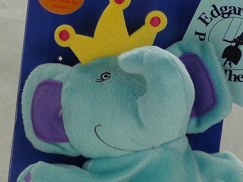 Elephant - Royal Jungle Puppet