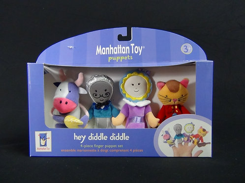 Hey Diddle Diddle FP set - (D)