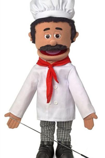 """Chef Luigi 25"""""""