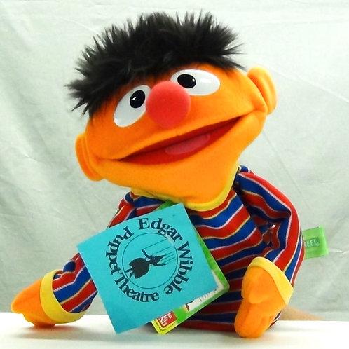 """Ernie Hand Puppet 9"""" - (D)"""