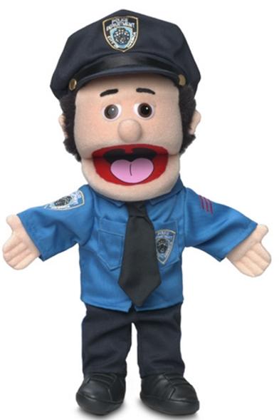 """Policeman 14"""""""