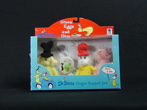 Dr. Seuss Green Eggs and Ham FP Set - (D)