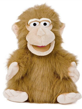 """Monkey 12"""""""