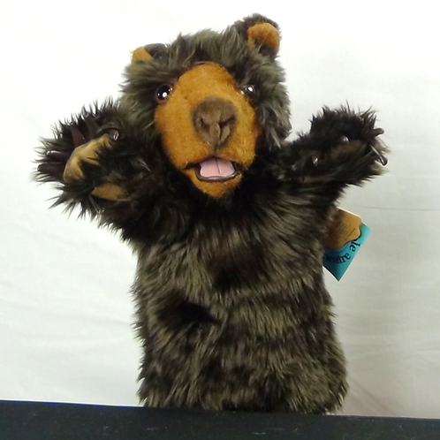 Bear Stage Puppet - (D)