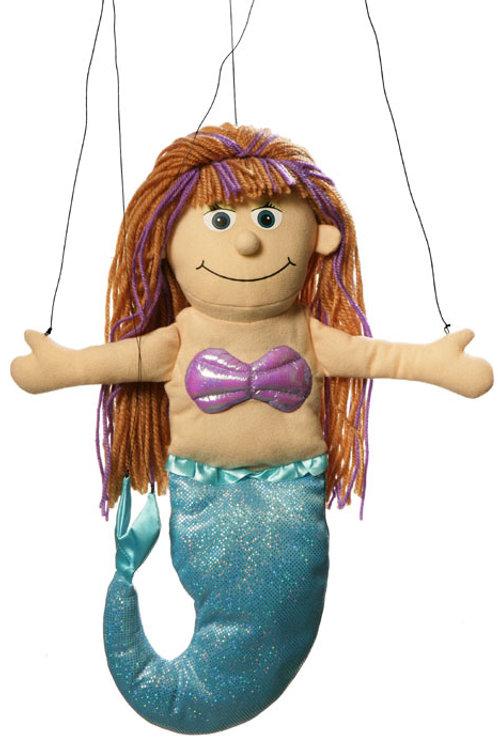 "Mermaid Marionette 16"""