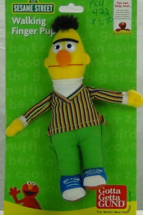 Bert Walking Finger Puppet - (D)