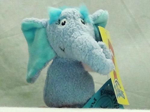 Dr Seuss Horton finger puppet - (D)