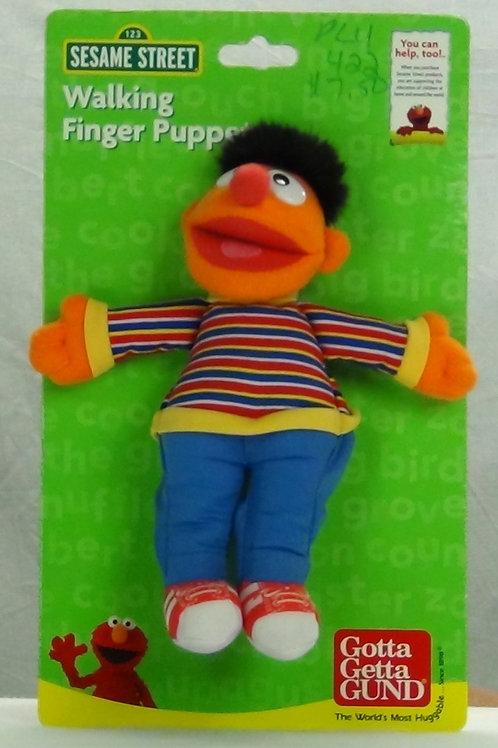 Ernie Walking Finger Puppet - (D)