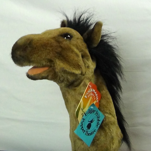 Horse Stage Puppet - (D)
