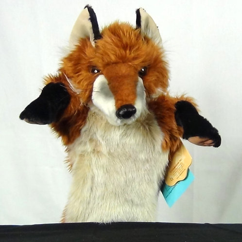 Fox Stage Puppet - (D)